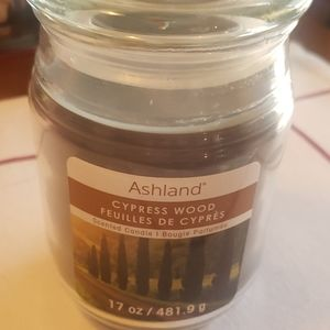 Cypress Wood scented candle